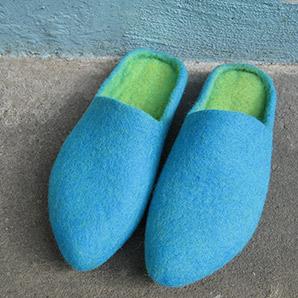 Pantoffeln Marokko