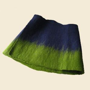 Wickelrock-blau-gruen