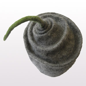 Zipfelhut-grau